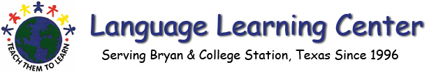 The Language Learning Center - Academic and Dyslexia Tutoring in Bryan/College Station, Texas